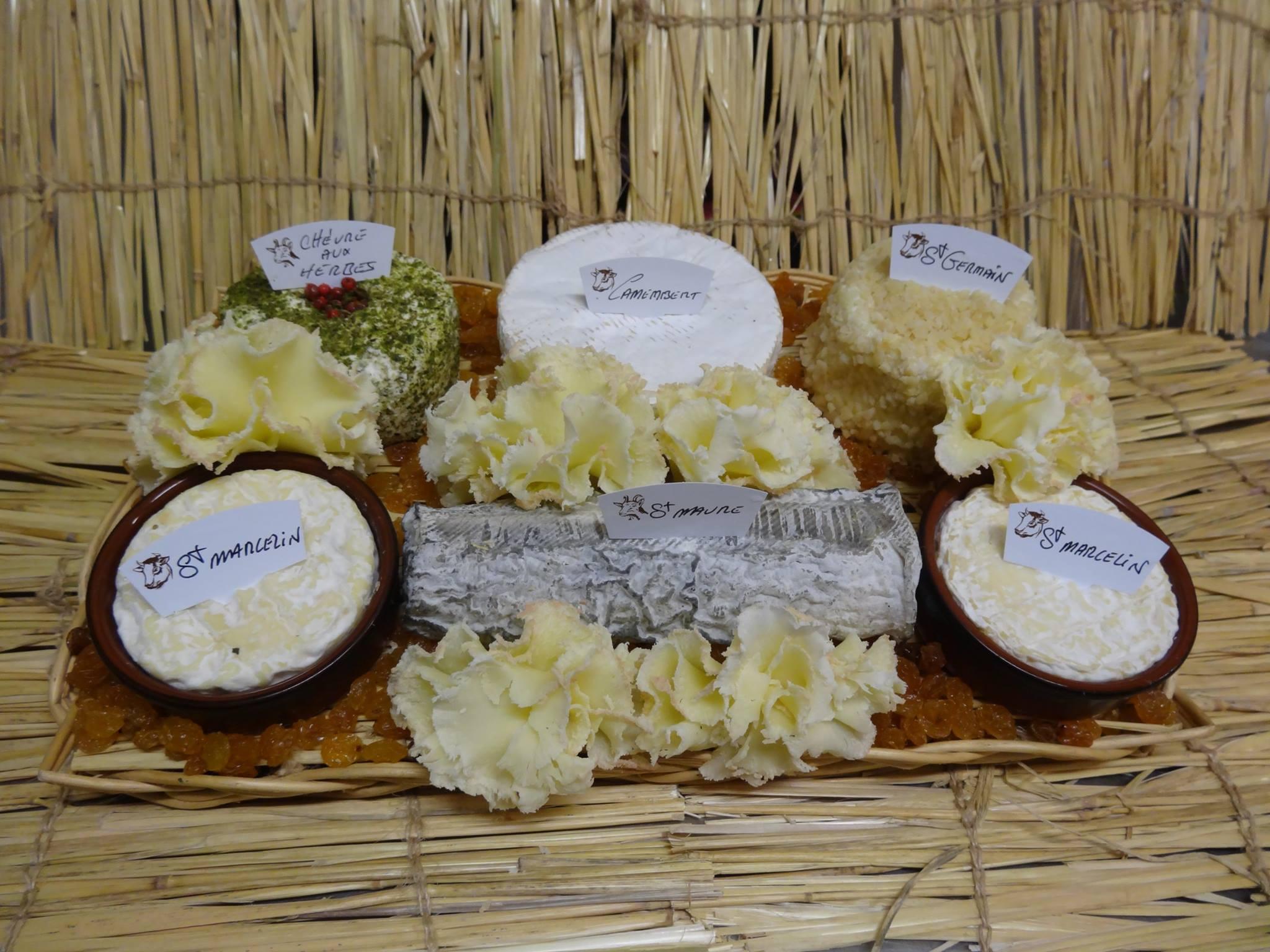 la fromagerie Ferme Sainte-Suzanne