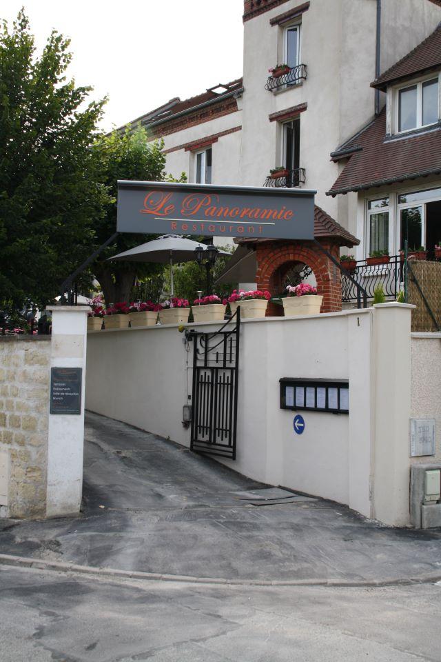 Restaurant Le Panoramic Carrières-sur-Seine