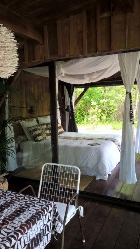 Cabane Loft et spa panoramique gironde