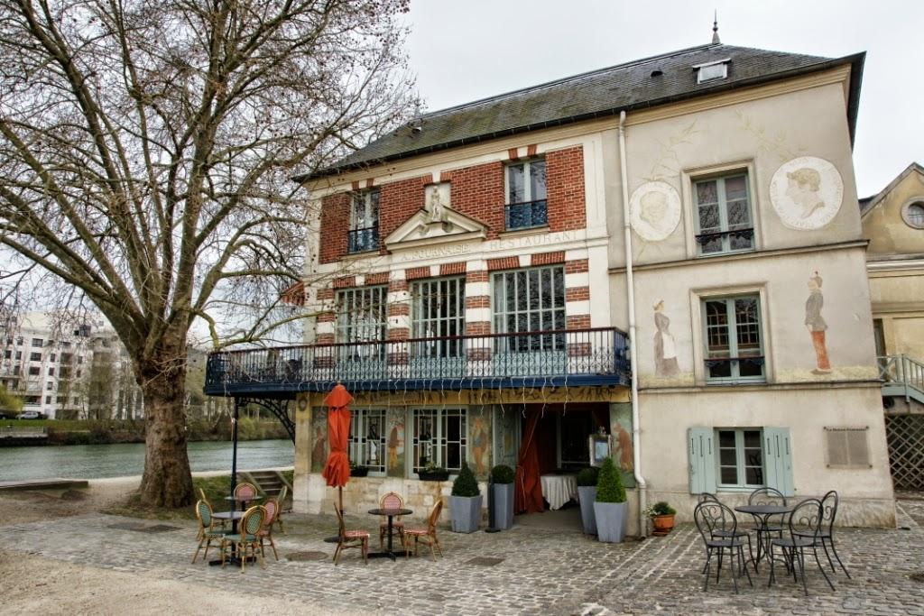 Le restaurant de la Maison Fournaise