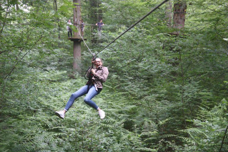 Grimp À L'Arb, parcours acrobatique dans l'Oise en Picardie parcours-acrobatique-accrobranche-loisirs-famille-enfants-tyrolienne-arbre-grimp-a-l-arb-pierrefonds-oise-picardie-haut-de-france