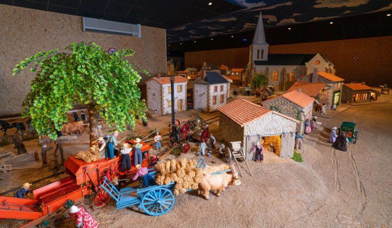 Vendée Miniature, Village vendéen musee-vendee-miniature-village-vendeen-bretignolles-sur-mer