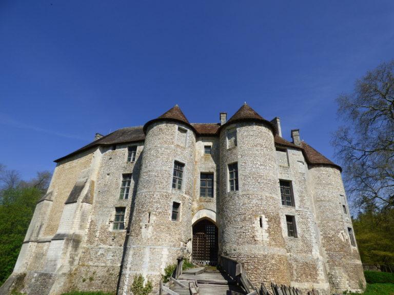 Domaine d'Harcourt, Château & Arboretum