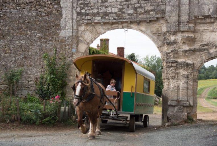 Les roulottes du sud Vendée