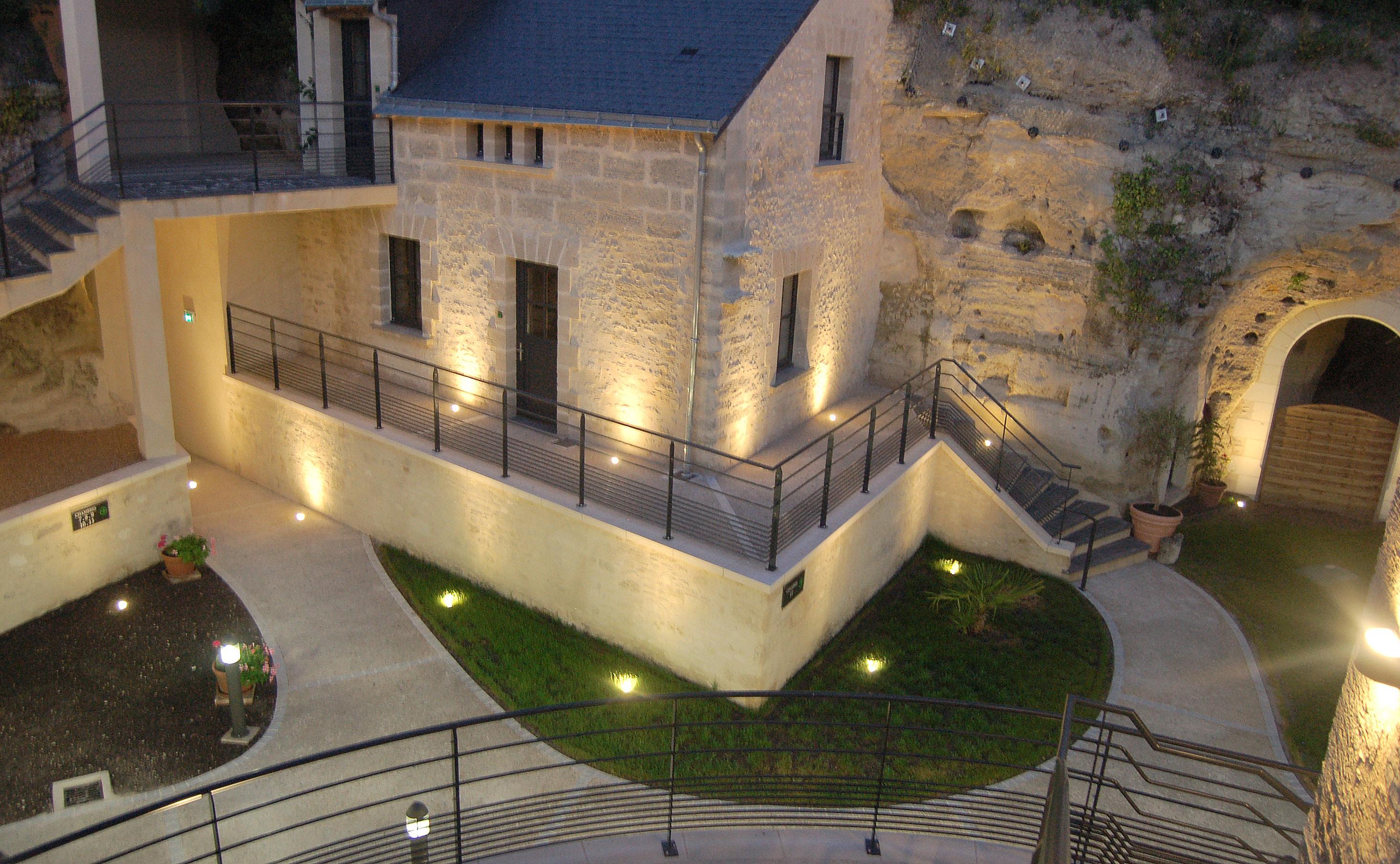 Rocaminori - hôtel