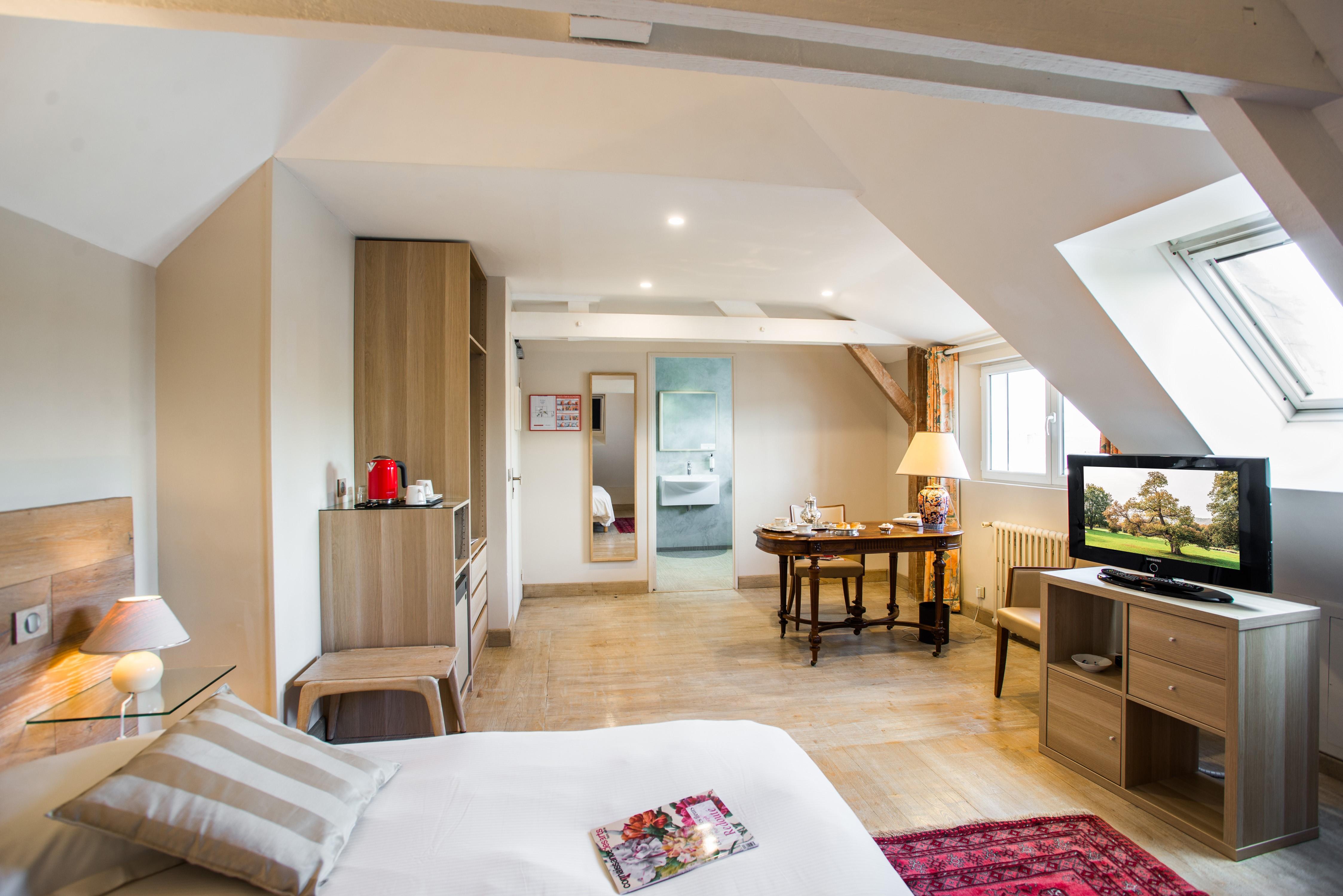 Hôtel Restaurant Le Logis de Brionne