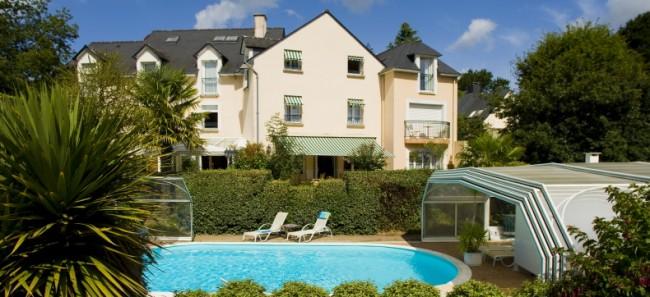 Hôtel 3* piscine & Spa vue Golfe du Morbihan Le Parc Er Greo hotel-piscine-spa-parc-er-greo-bretagne-morbihan-arradon-hebergement-sejour-nuit-chambre-romantique-vue-mer-ocean-confort