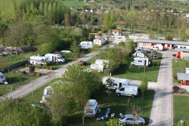 Camping **** Les Ceriselles
