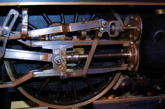 Espace de la Locomotive à Vapeur, Musée