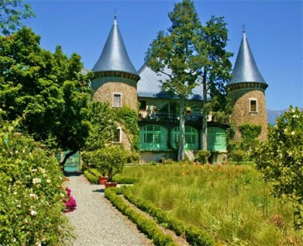 Le Château de Picomtal, visite historique