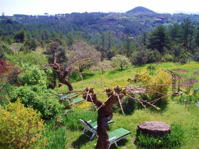 Mas du Tracol - Mas écologique en Ardèche sud insolite roulotte