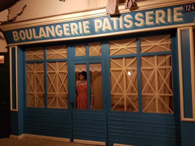 World War II Museum à Quineville