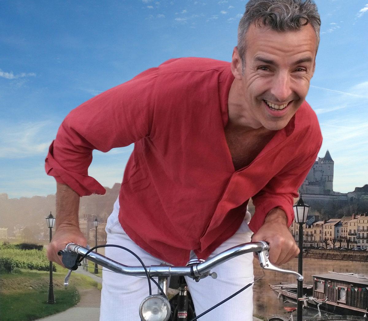Damien Herbreteau - Créateur & Responsable du concept France Week-end