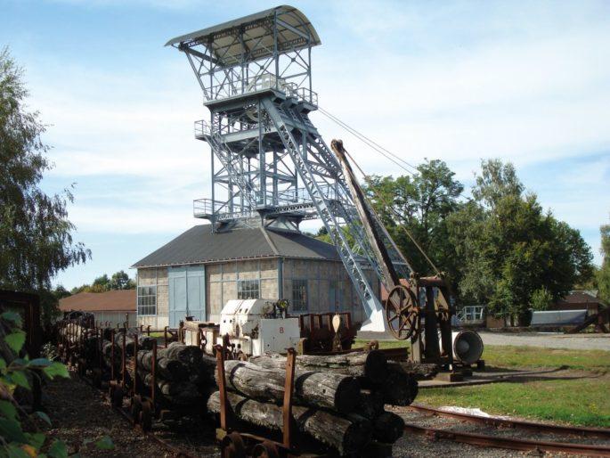 Musée de la mine de la Machine