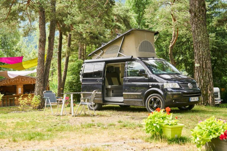 Camping insolite *** Le Reclus, en Savoie à Seez Roulotte, Yourte, Chalet