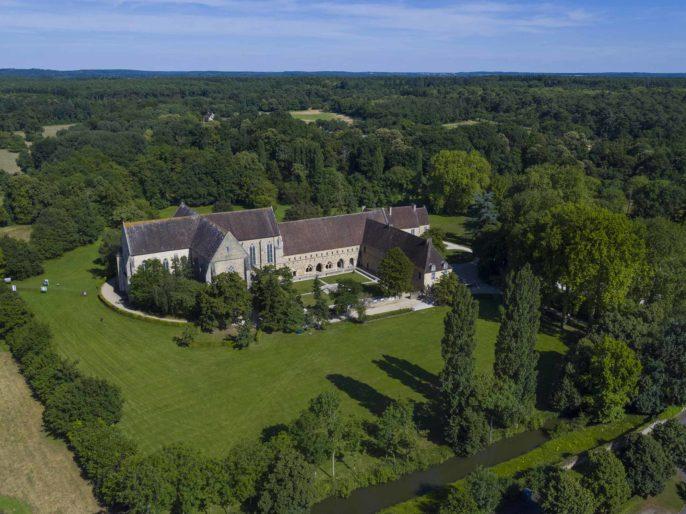 Abbaye-de-l-Epau-Le-Mans Visite historique de l'Abbaye Royale de l'Epau au Mans visite-historique-abbaye-royale-epau-mans-monument-cystercien-cystercienne-moine-yvre-eveque-sarthe-pays-de-la-loire