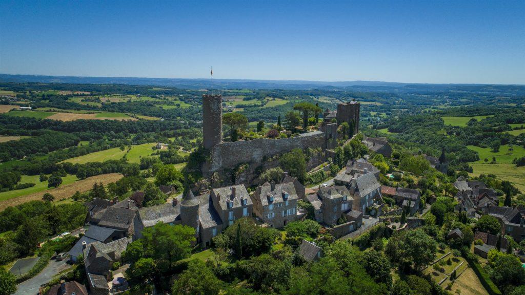 Week-end en Corrèze, ça ressource ! Collines sainte Féréoles Brive la Gaillarde