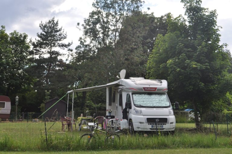 Camping ** des Fosses Rouges en Normandie weekend romantique amoureux vallée de la Seine proche de Paris