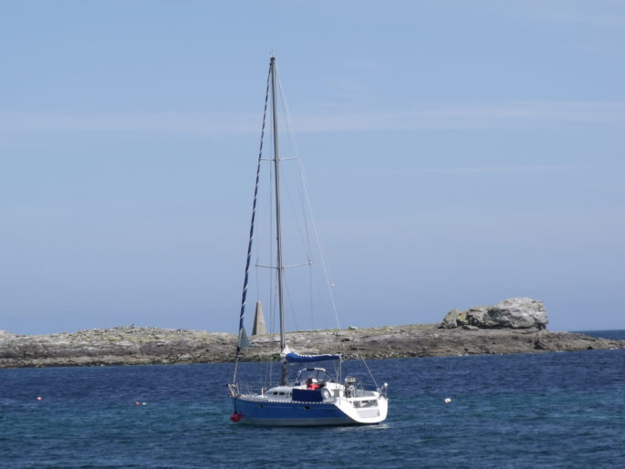 Croisière insolite sur un voilier en Bretagne