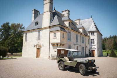 gold-beach-jeep-willys-calvados-normandie-debarquement