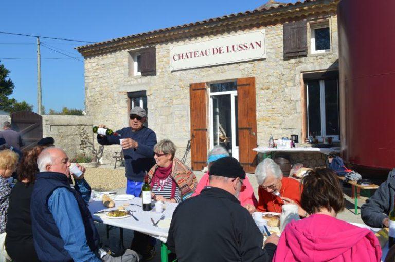 Visite guidée et dégustation au château de Lussan visite-guidee-degustation-chateau-lussan-medoc-bordeaux-gironde-vin
