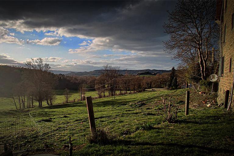 Vallée chateau d'arcis