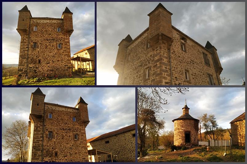Vues Chateau d'Arcis