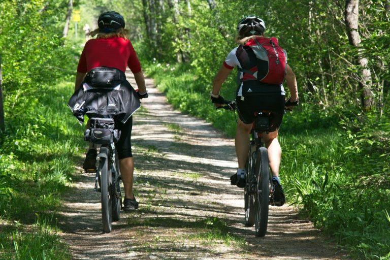 Découverte à vélo de la région de Tonneins avec la Maison Duffour à Tonneins