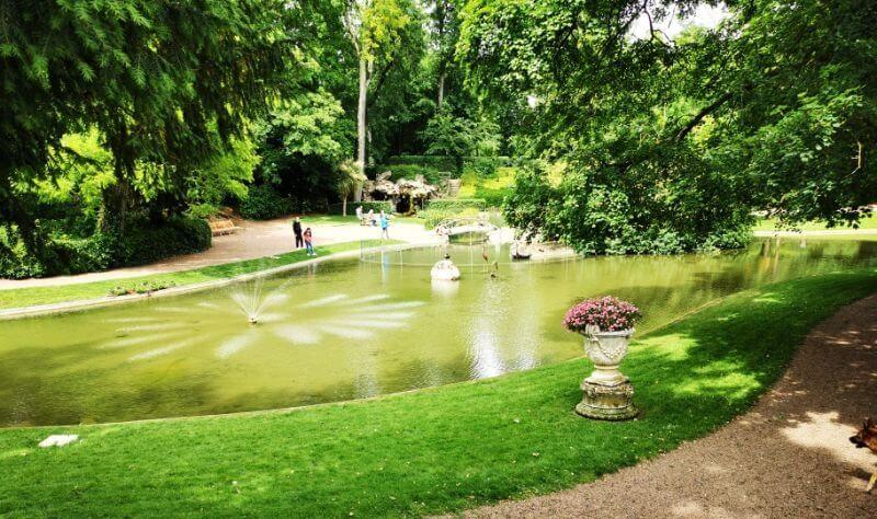 Le Jardin Dumaine