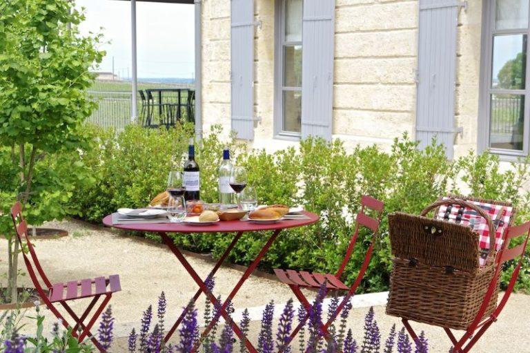 PIQUE NIQUE 1 Château Tour Saint Christophe : appellation St-Emilion