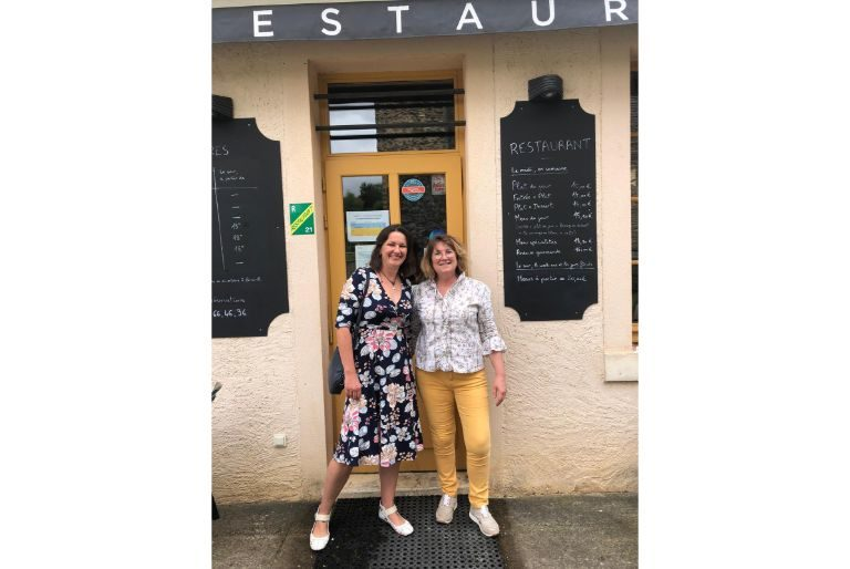 Le comptoir gourmand  - la table de Clotilde -  certifié France Week-End