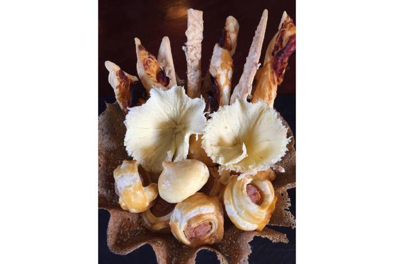 Le comptoir gourmand - la table de Clotilde - certifié France Week-End : plat