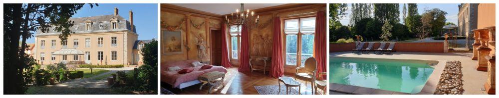 Villa des Arts chambres et suites FOIRE DU MANS